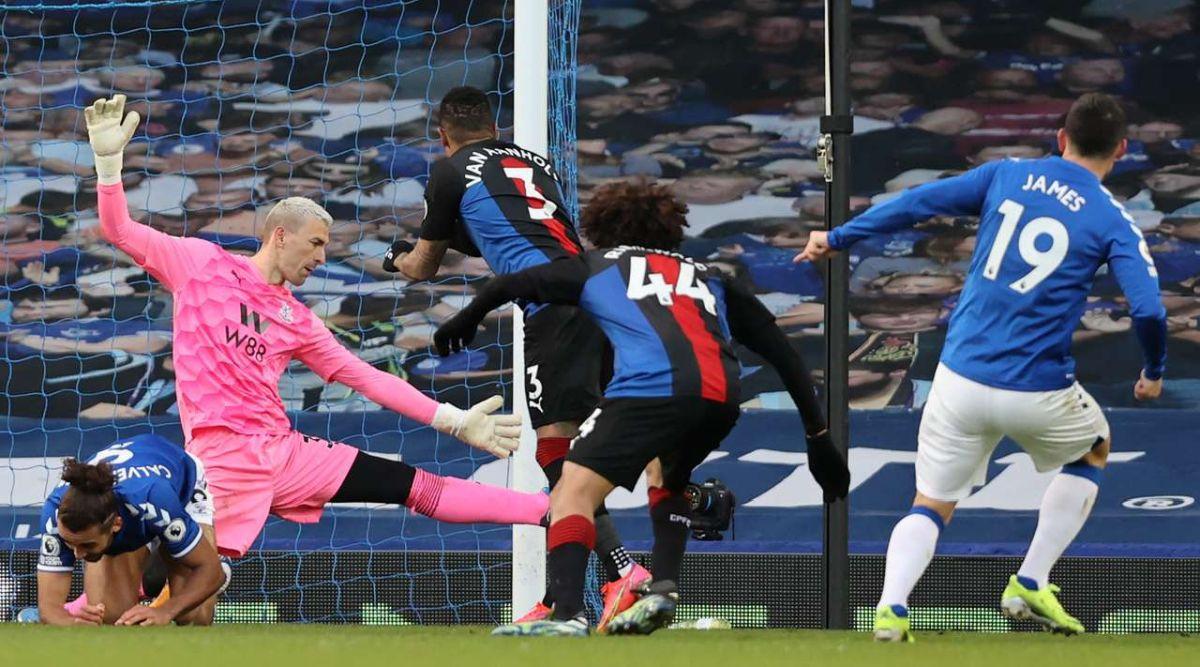 Crystal Palace zaustavio slavlje Evertona