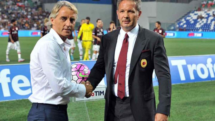 """Mancini ispričao anegdotu o Mihi: """"Šta ćeš ti u mom autu?"""""""