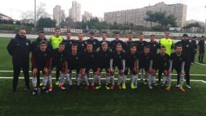 Pioniri FK Sarajevo poraženi od Hajduka, kadeti slavili