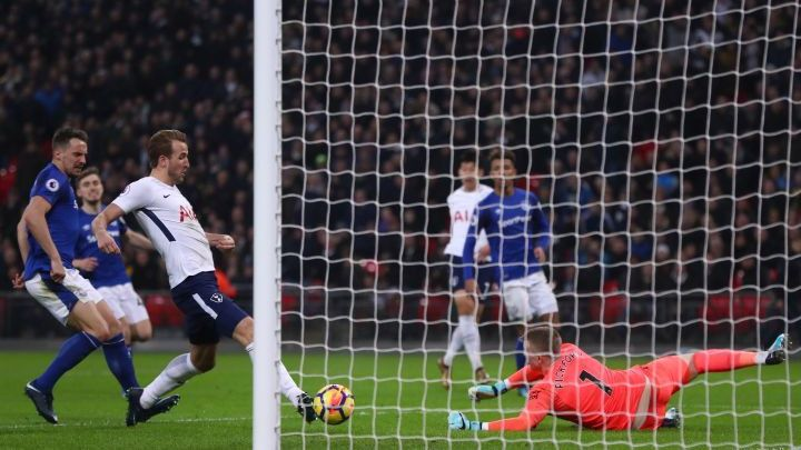 Everton nije mogao zaustaviti Kanea i Sona
