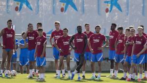 Koeman saopštio sastav Barcelone za Stuttgart, za Pjanića ništa novo