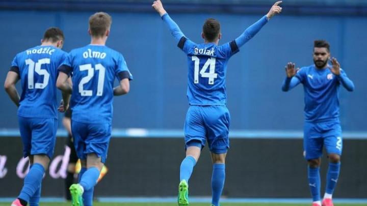 Dinamo u finalu Kupa