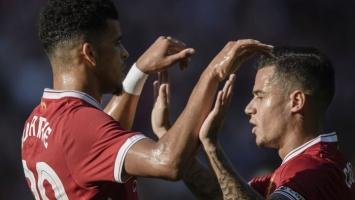Redsi prelomili: Coutinho pakuje kofere