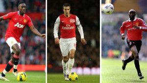 Često ih zovu izdajnicima: Znate li ko je sve igrao i za United i za Arsenal?