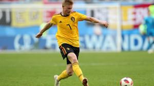 Kevin De Bruyne igra nevjerovatnu utakmicu protiv Škotske!