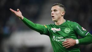 St. Gallen nastavio sa sjajnim partijama, Demirović upisao asistenciju