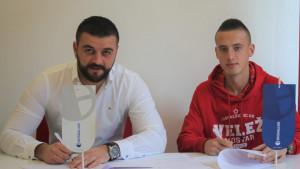 Omar Pršeš novi igrač FK Velež