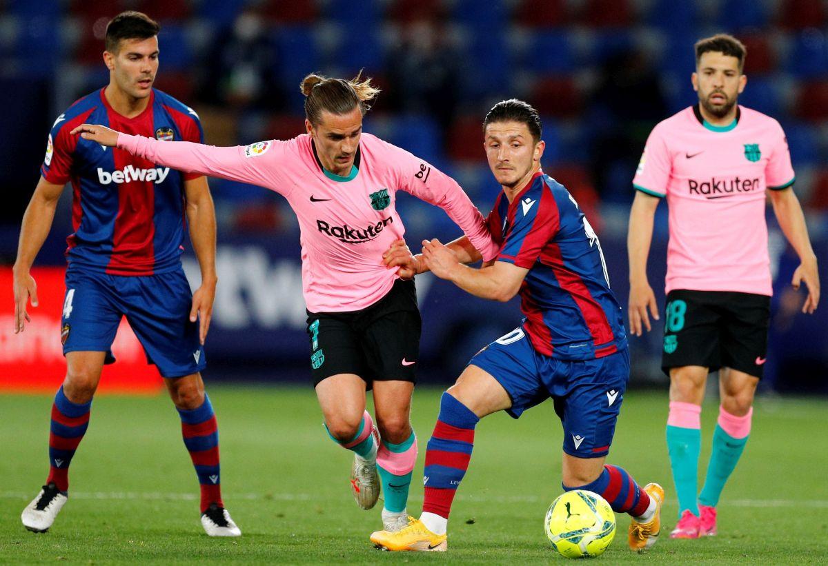 Levante sa tri gola šokirao Barcelonu i zadao im težak udarac u borbi za titulu