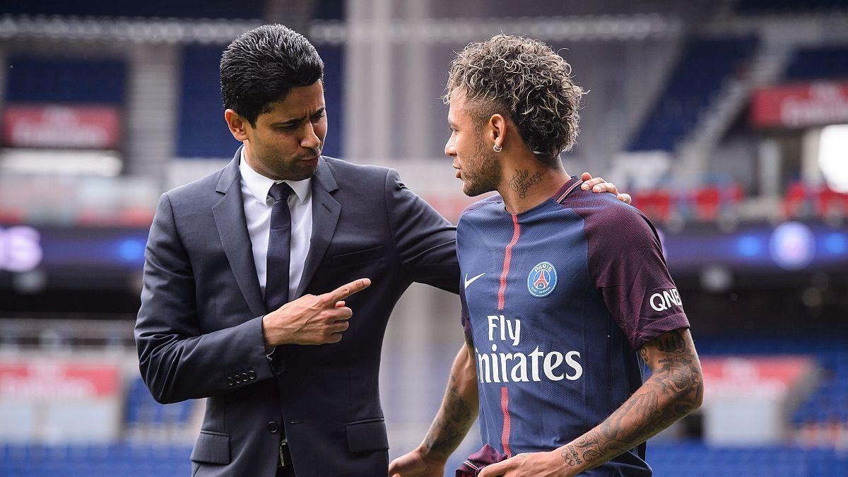 Nasser Al-Khelaifi: Neymar je sretan u PSG-u