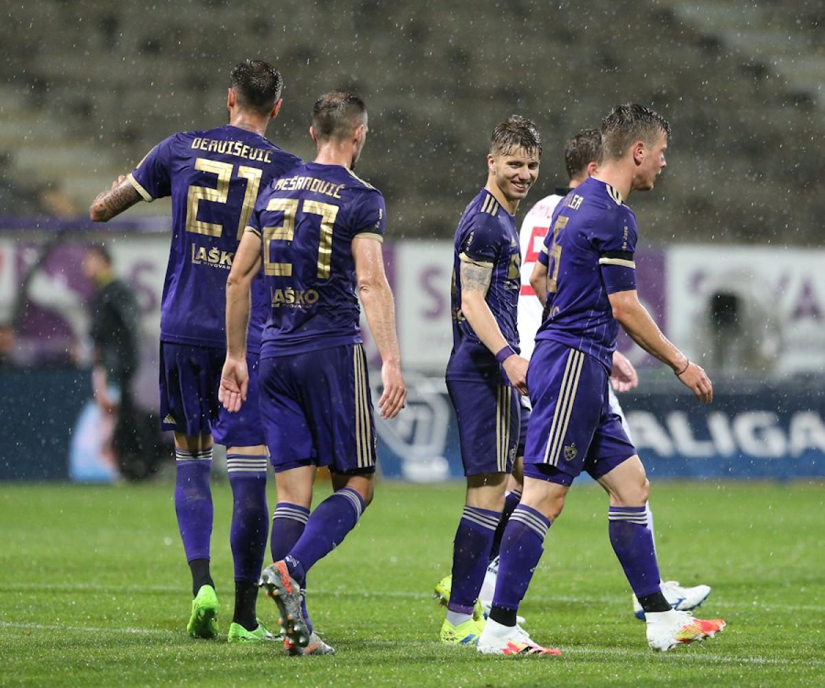 Jakirović: igračima sam htio dati odmor, ali oni su rekli da to ne žele