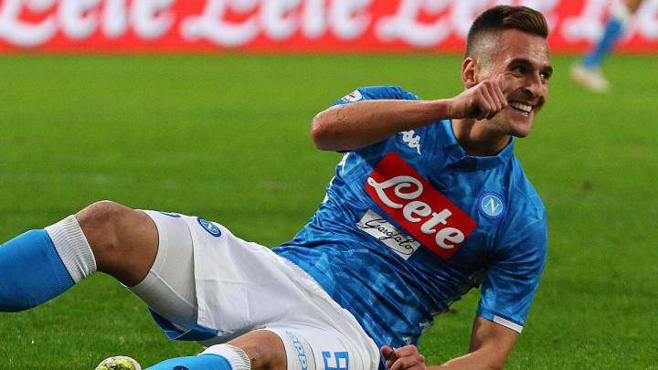 Milik donio pobjedu Napoliju, pa poručio: Želim više igrati