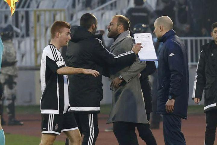 Oglasili se iz FK Partizan: Pokradeni smo u derbiju