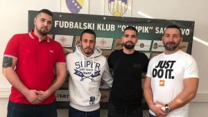 FK Olimpik doveo novo pojačanje