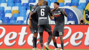 Inter, Milan i Juve se raspitivali i dobili odgovor od Udinesea: 40 miliona eura!
