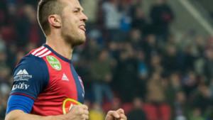 Armin Hodžić spasio MOL Fehervar golom u 93. minuti