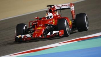 VN Bahreina: Vettel najbrži na prvom treningu
