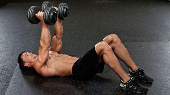 15 najefikasnijih vježbi sa samo dvije bučice