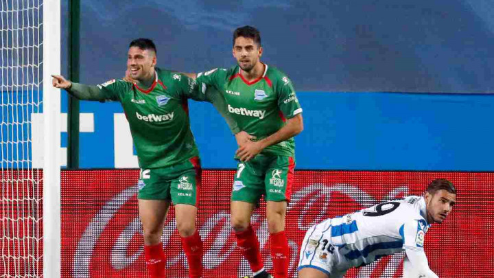 Alaves prekinuo lošu seriju, savladan Real Sociedad