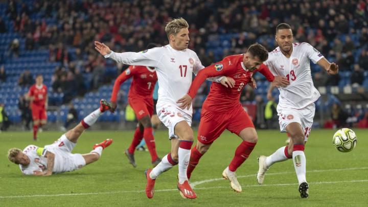 Švicarska prokockala tri gola prednosti i ostala bez pobjede, triler u utakmici Norveške i Švedske