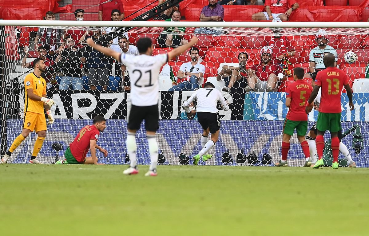 Ljepotica EURO-a odigrana u Minhenu: Šest golova, furiozna Njemačka i nevjerovatni Ronaldo