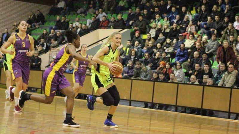 Košarkašice Banovića ubjedljive u derbiju protiv Play Offa