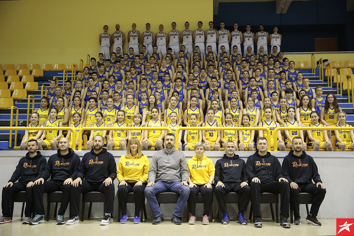 Rekord u broju takmičarskih selekcija za jedan košarkaški klub