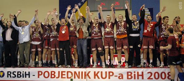 Bosna LO podigla jedan od dva željena trofeja