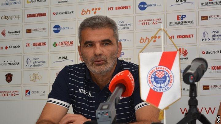Slišković: Ne smijemo misliti da ćemo se prošetati ligom