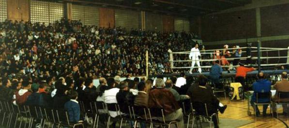 Elita svjetskog boksa u Sarajevu