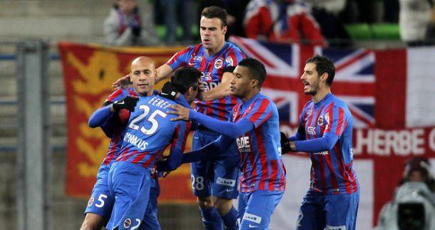 Caen preokretom do bodova protiv Marseillea