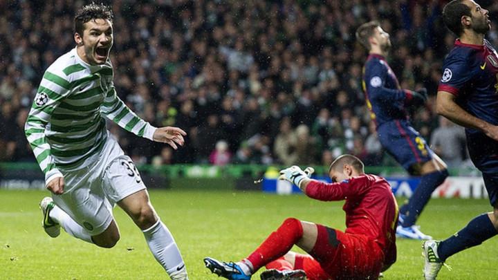 """O meču Celtica i Barce se i sad govori, škotski klub je i autor """"najšokantnijeg poraza u historiji"""""""