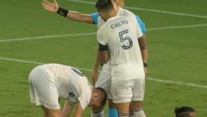 Ne slave se promašeni penali vlastite ekipe, ali Berić je sinoć stvarno imao razloga za to