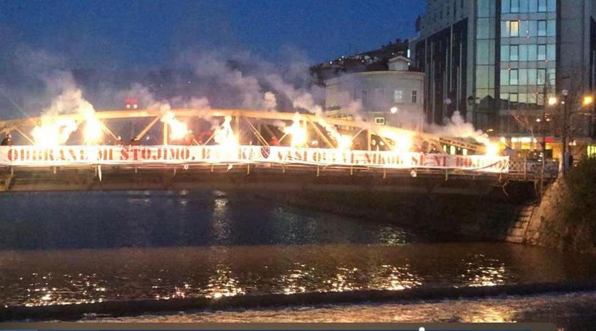 Horde zla na poseban način obilježile Dan grada Sarajeva
