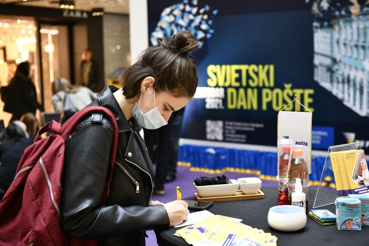 BH Pošta obilježila 9. oktobar - Svjetski dan Pošte