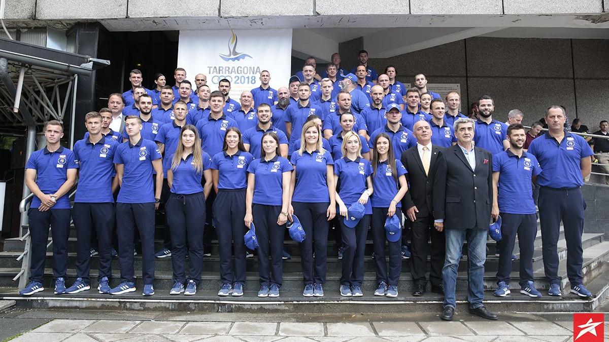119 sportista predstavljat će BiH na Mediteranskim igrama