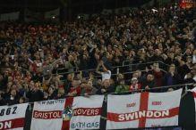 FA osudio ponašanje navijača Engleske
