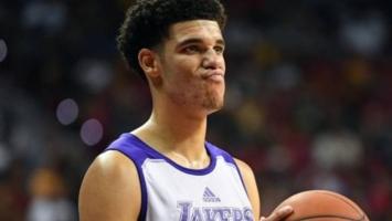 Lakersi se hvataju za glavu: Očajan nastup Balla