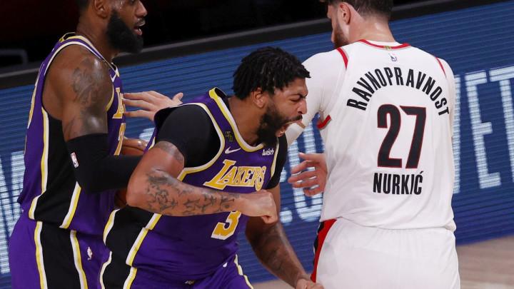 LA Lakersi preokrenuli protiv Blazersa, Nurkić skroman