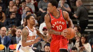 Toronto Raptorsi bez problema protiv Phoenix Sunsa