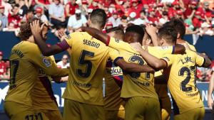 """Barcelona se sprema za """"ludi"""" septembar"""