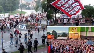 Protesti u Zenici, navijači i simpatizeri Čelika imaju poruke za Kasumovića i gradsku upravu
