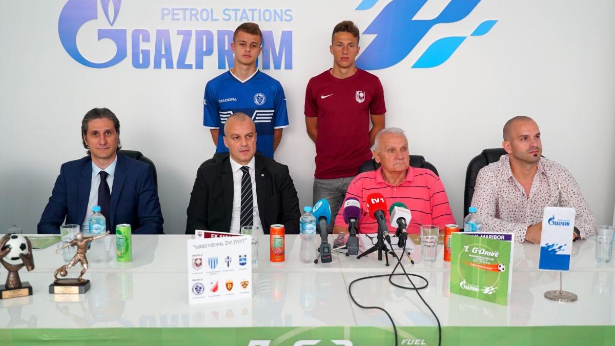 G-Drive 7. međunarodni fudbalski turnir U-17 Sarajevo