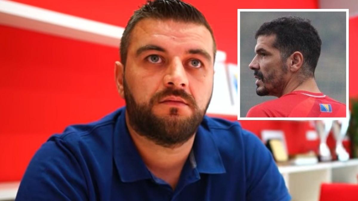 Direktor Veleža Džemil Šoše pojasnio situaciju oko Nusmira Fajića