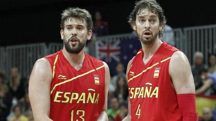 Braća Gasol na raspolaganju selektoru Španije
