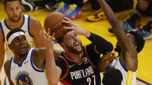 Solidna partija Nurkića i prvi trijumf Portlanda, Garza debitovao u NBA ligi