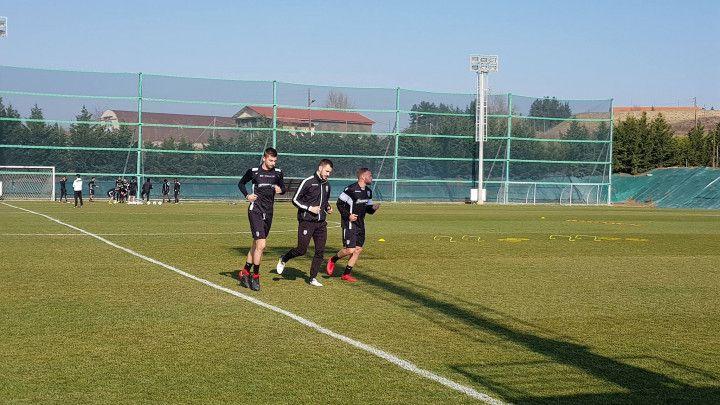 Mihojević odradio prvi trening sa PAOK-om
