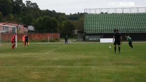 Pogledajte sažetak meča FK Budućnost Banovići - NK Široki Brijeg
