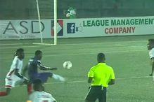 Anonimus iz Nigerije postigao nestvaran gol