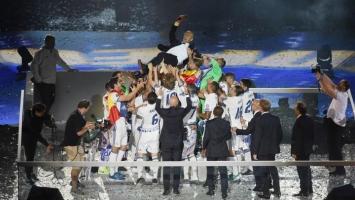 Igraču Reala se gubi svaki trag nakon finala