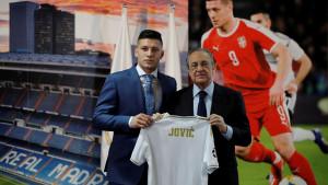 Cifra nije ni blizu 60 miliona eura: Eintracht je za Luku Jovića dobio mnogo manje novca!